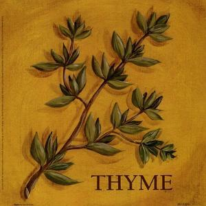 Thyme by Kate McRostie