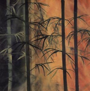 Bamboo Groove I by Kate Ruff
