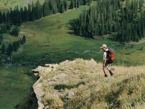 Hiking in the San Juan Mountains by Kate Thompson