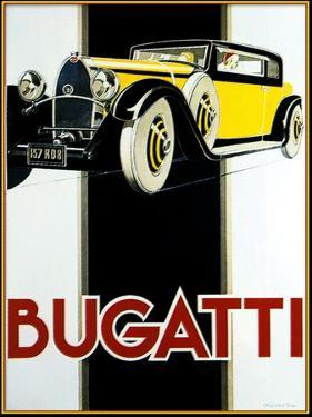 Bugatti by Kate Ward Thacker
