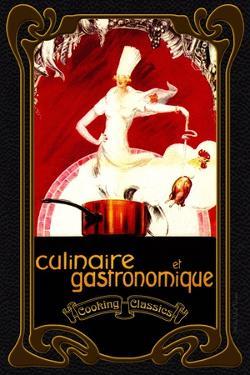 Culinaire et Gastronomique by Kate Ward Thacker