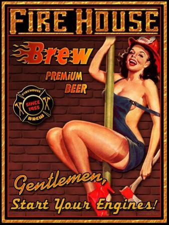 Fire House Brew by Kate Ward Thacker