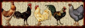 Fowl Parade by Kate Ward Thacker