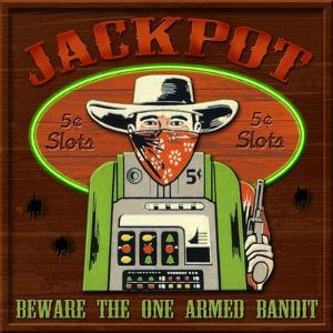 Jackpot by Kate Ward Thacker