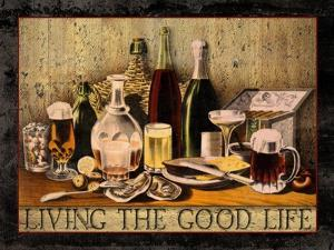 Living the Good Life by Kate Ward Thacker
