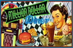 Million Dollar Diner by Kate Ward Thacker