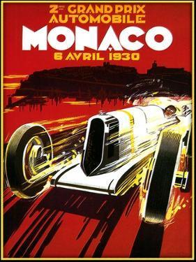 Monaco by Kate Ward Thacker