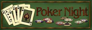 Poker Night by Kate Ward Thacker