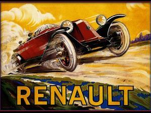 Renault by Kate Ward Thacker