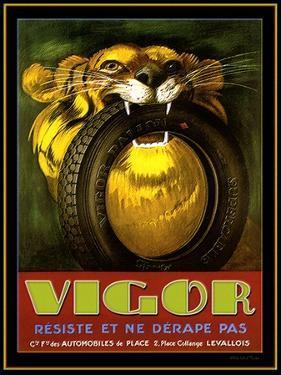 Vigor Tires by Kate Ward Thacker