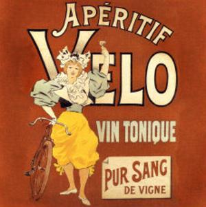 Vintage Apertif by Kate Ward Thacker