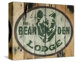 The Bear Den Lodge by Katelyn Lynch