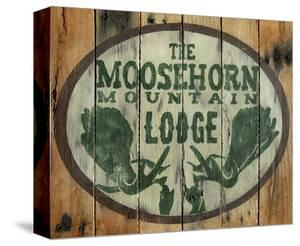 The Moosehorn Mountain Lodge by Katelyn Lynch