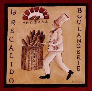 Boulangerie by Katharine Gracey