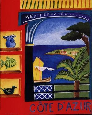 Cote D'Azur by Katharine Gracey
