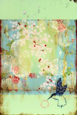 Cherry Blossoms by Kathe Fraga
