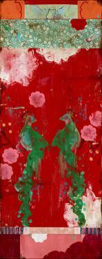 Lovebird Series 5 by Kathe Fraga