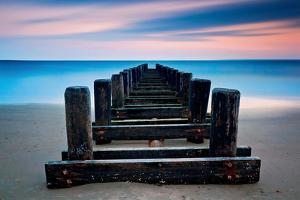 Coney Island Pier by Katherine Gendreau