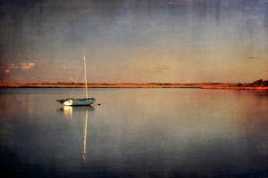 Last Boat in the Bay by Katherine Gendreau