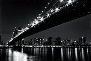 Manhattan Bridge by Katherine Gendreau