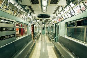 NYC Subway by Katherine Gendreau