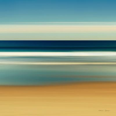 Sea Stripes II by Katherine Gendreau