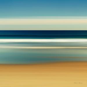 Sea Stripes II by Katherine Gendreau