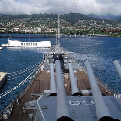 Travel Battleship Missouri