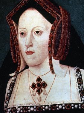 Katherine of Aragon (1485-1536), Queen of England