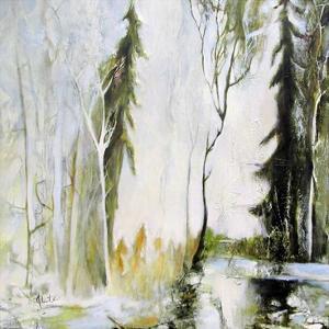 Jardin Muet by Kathleen Cloutier