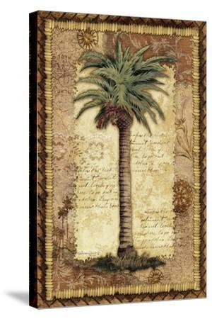 Classic Palm I by Kathleen Denis