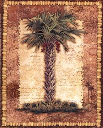 Classic Palm II by Kathleen Denis