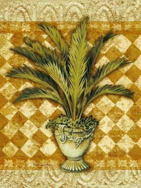 Elegant Palms I by Kathleen Denis