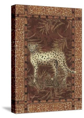 Lone Cheetah by Kathleen Denis