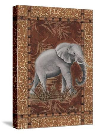 Lone Elephant by Kathleen Denis