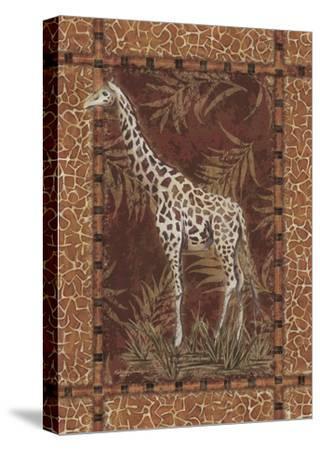 Lone Giraffe by Kathleen Denis