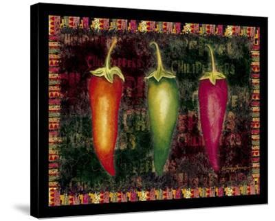 Red Hot Chili Peppers I by Kathleen Denis