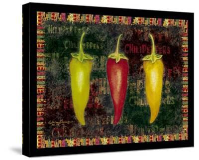 Red Hot Chili Peppers II by Kathleen Denis