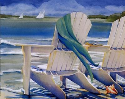 Seaside Breeze by Kathleen Denis