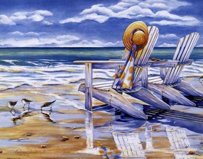 Seaside II by Kathleen Denis