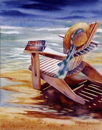Seaside IV by Kathleen Denis