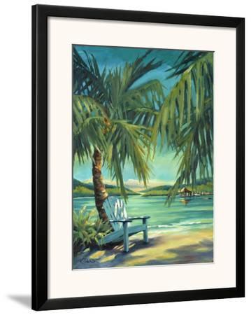 Sunset Harbor by Kathleen Denis