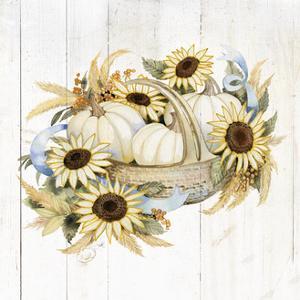 Autumn Elegance IV Gold by Kathleen Parr McKenna