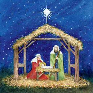 Christmas in Bethlehem III by Kathleen Parr McKenna