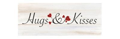 Rustic Valentine Saying III by Kathleen Parr McKenna