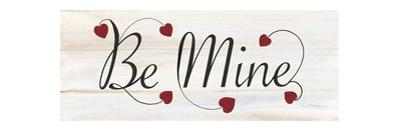 Rustic Valentine Saying IV by Kathleen Parr McKenna