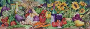 Vegetable Medley by Kathleen Parr McKenna