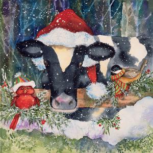 Winter Cow by Kathleen Parr McKenna
