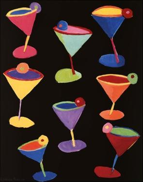 Midnight Martinis by Kathryn Fortson