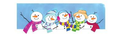 Five Little Snowmen - Turtle